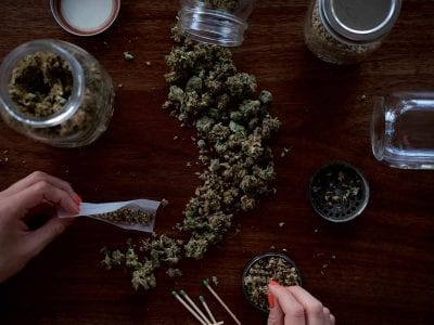 Is Weed Addictive? Find out in the shortest amount of words.