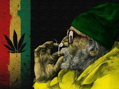 5 Amazing Legends You'd Want to Smoke a Joint With