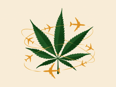 5 Amazing Countries to Cure the Travel Bug and Cannabis FOMO