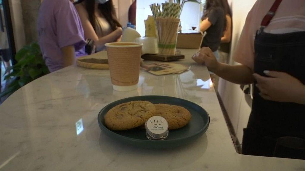 Found Cafe Cbd Cookies Hong Kong
