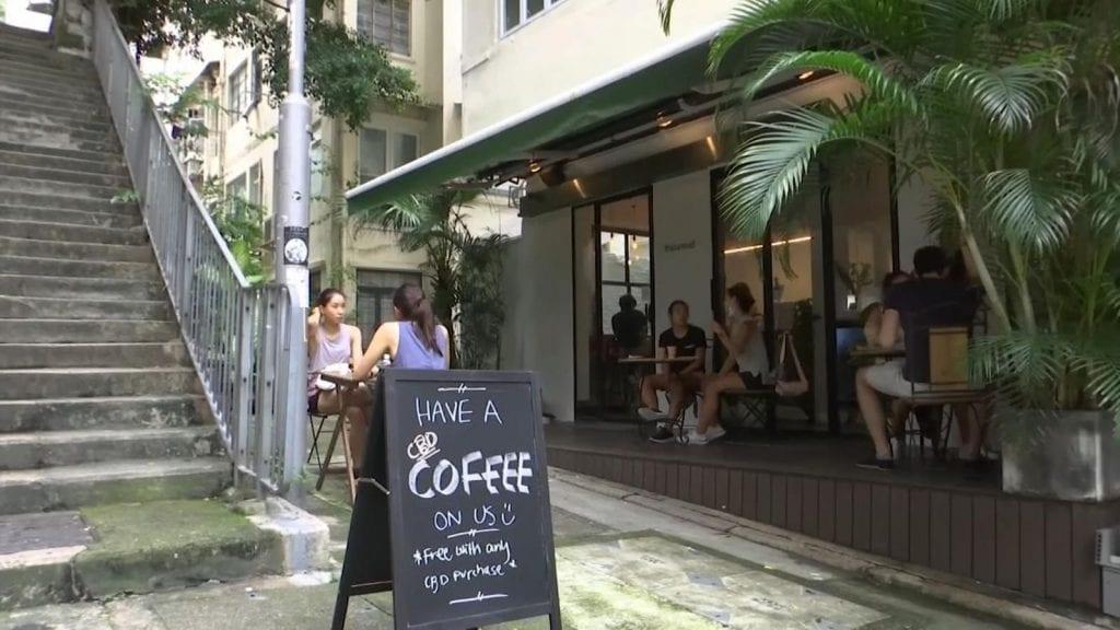 Found Cafe Hong Kong