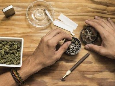 Inhale Weed