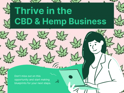 Copy Of Thrive In The Cbd & Hemp Business