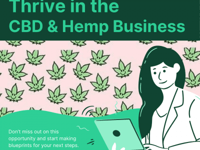 Thrive In The Cbd & Hemp Business