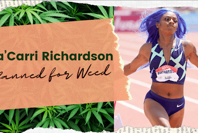 We're not OK with the Olympics Cancelling Sha'Carri Richardson